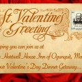 Valentine's Day in Ogunquit at The Hartwell House Inn