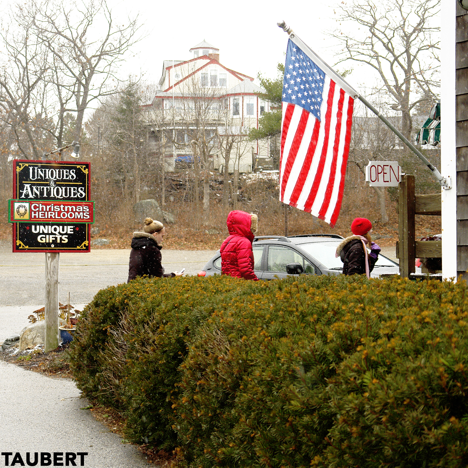 Christmas By The Sea - An Ogunquit Photo Gallery - Ogunquit Barometer