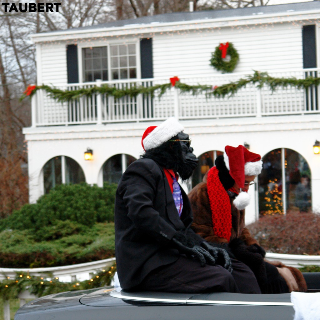 Scenes From Christmas By The Sea - Ogunquit, Maine