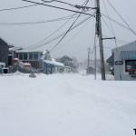Perkins Cove - Ogunquit - Maine - Winter Storm Blizzard