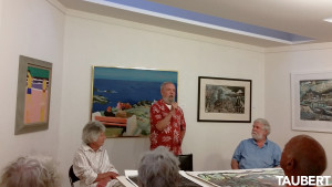 Barn Gallery - Gallery Talk with Don Gorvett and Norman West