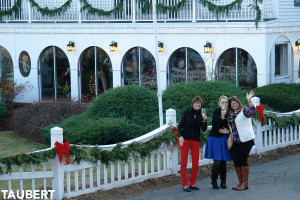 Christmas By The Sea - Ogunquit - 2015
