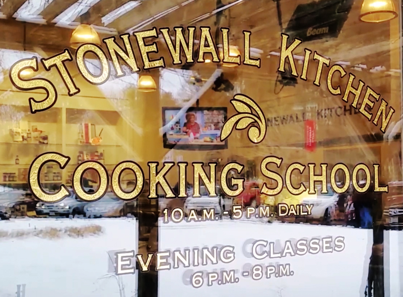 VIDEO: Stonewall Kitchen Cooking School with Dana Moos - Ogunquit ...