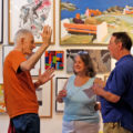 Ogunquit Art Association Art Auction at the Barn Gallery
