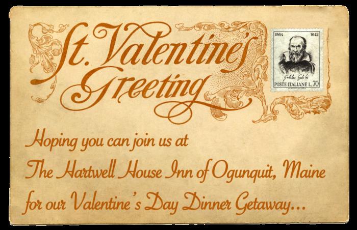 Valentine's Getaway in Ogunquit, Maine