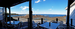 View from the Trap in Perkins Cove